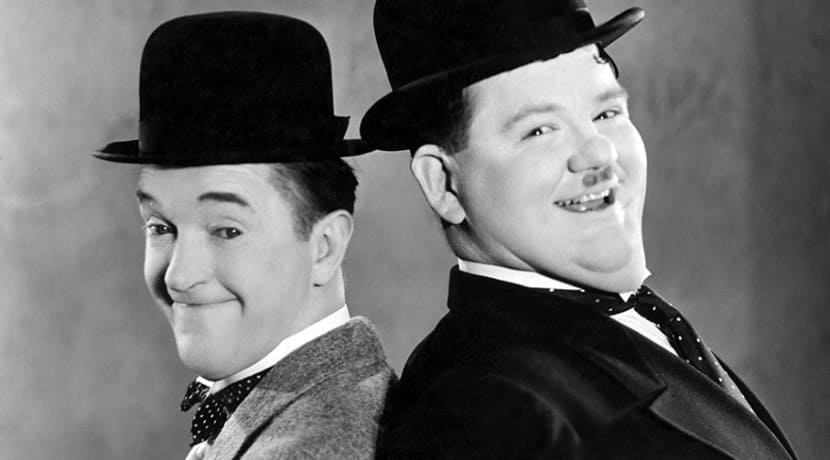 Classic Laurel and Hardy to be screened in Stourbridge