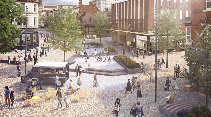 Future High Streets Fund boost for Wolverhampton