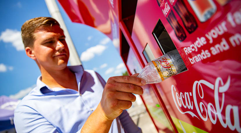 Coca-Cola recycling scheme offers 50% off at Merlin attractions