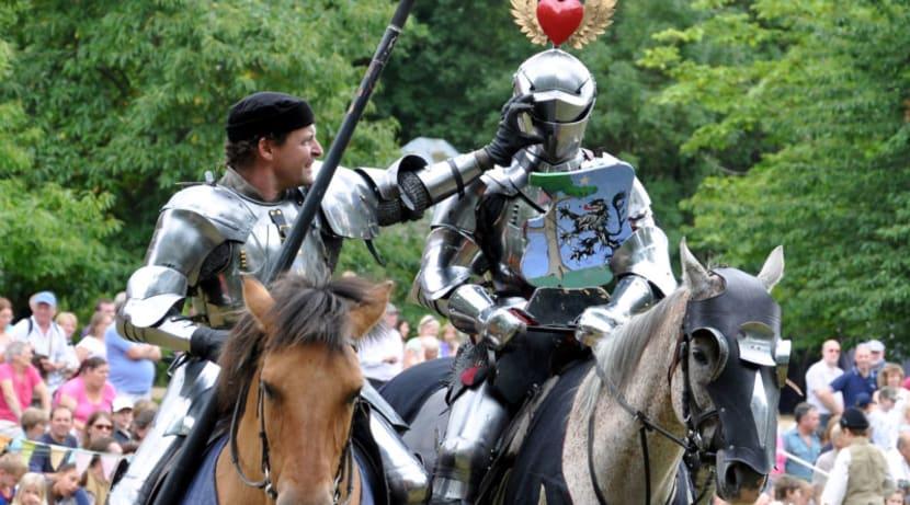 Medieval Joust Weekend
