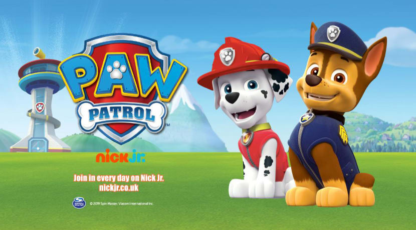PAW Patrol head to intu Merry Hill