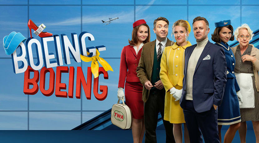 Tickets to Boeing Boeing