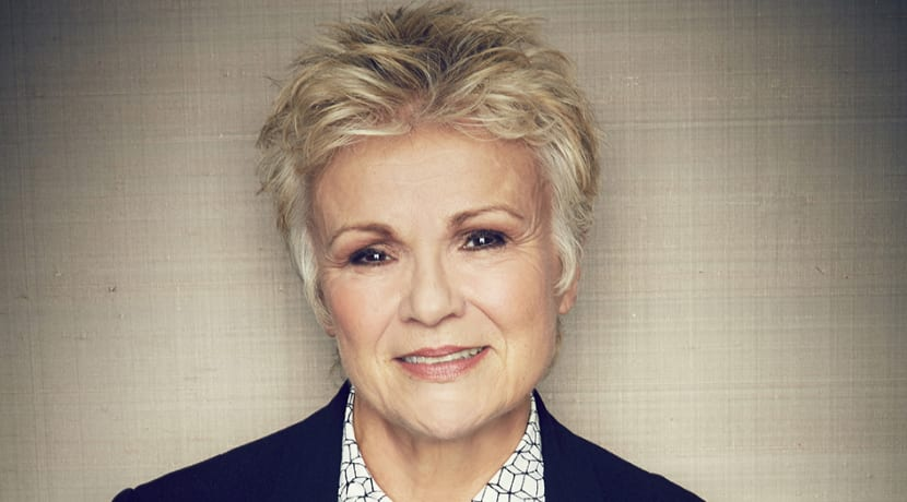 Dame Julie Walters backs the Save Acorns Black Country Hospice Appeal