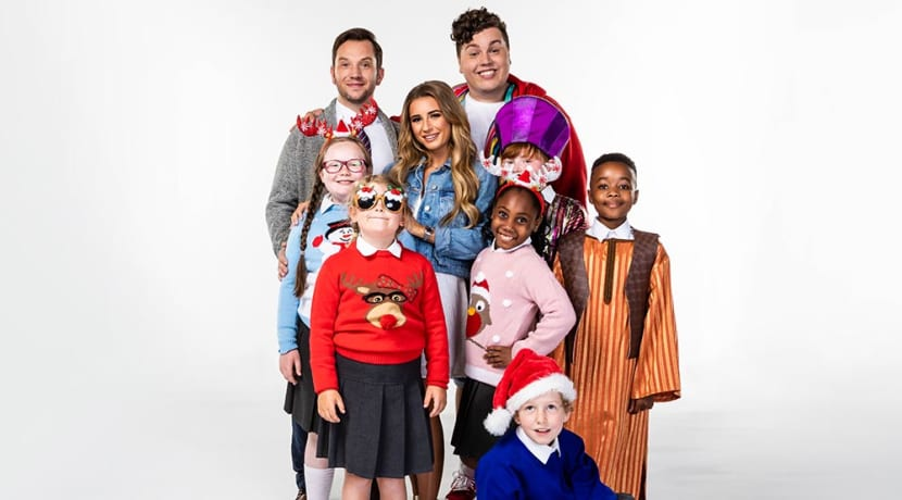 TV favourite Dani Dyer to star in Nativity! The Musical