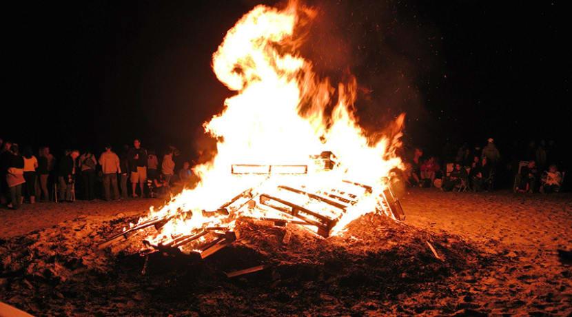 Pallets plea for Himley Bonfire