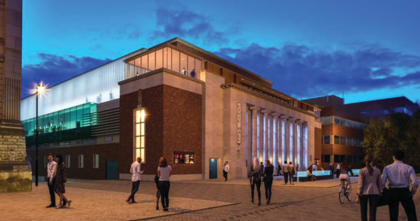 Work at Wolverhampton Civic to resume in weeks