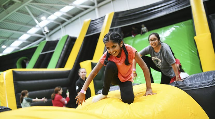 Air Mayhem to return for October half term