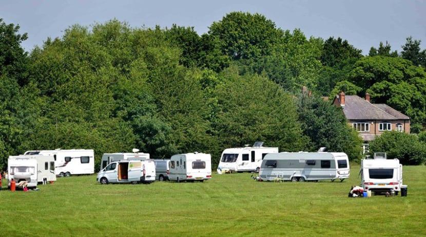 Wolverhampton Council set to spend £1 million on traveller site