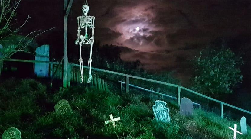 Halloween Trick or Treat Fright Nights