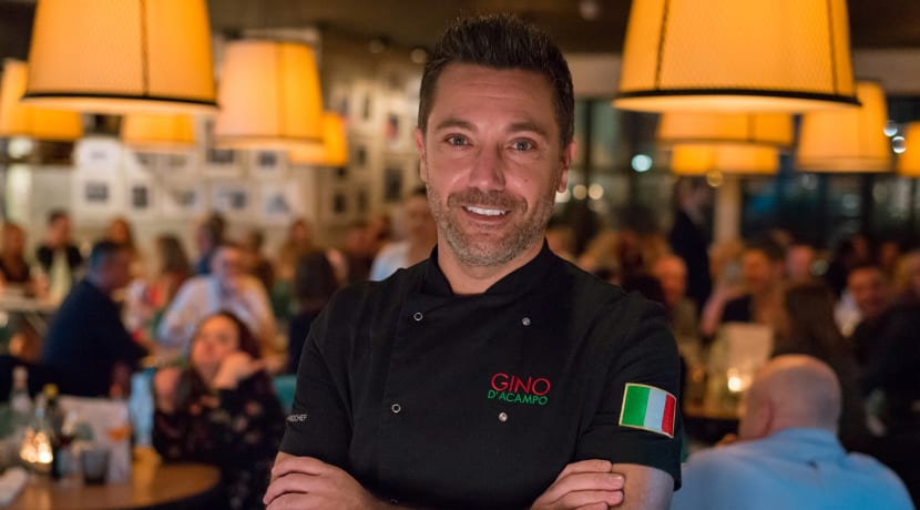 Gino D'Acampo to launch Birmingham restaurant this month