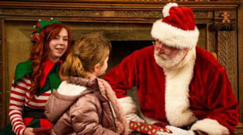Children's Victorian Christmas Santa Trails