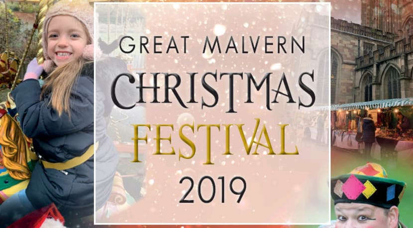 Great Malvern Christmas Festival