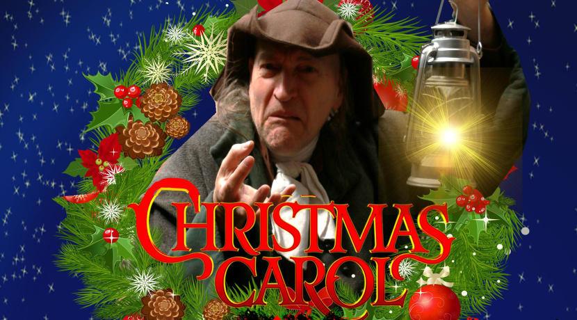 Ebenezer's Christmas Carol Tour