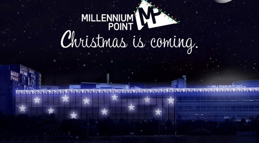 Christmas at Millennium Point