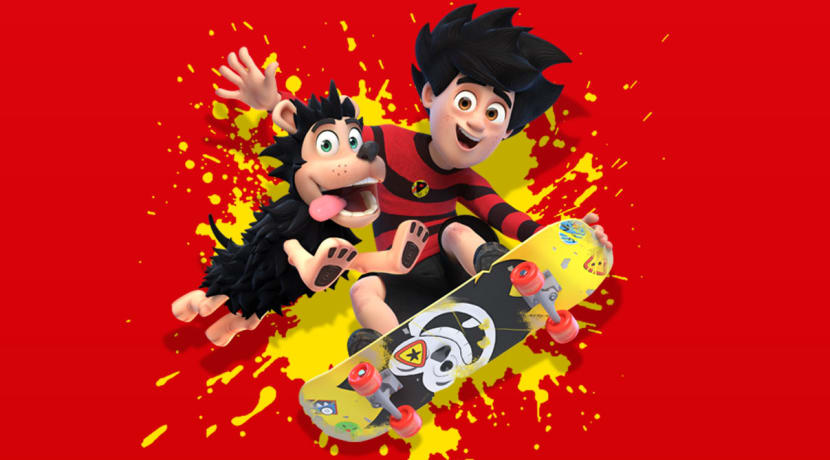 Dennis And Gnasher Unleashed: The Musical