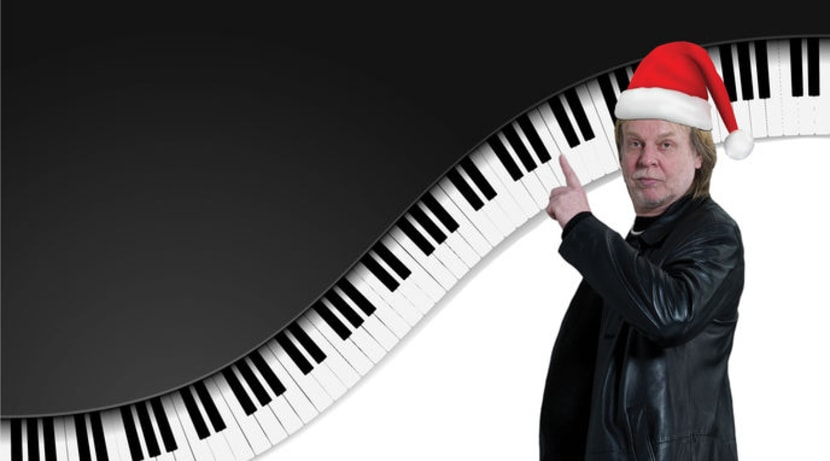 Rick Wakeman - The Grumpy Old Christmas Show