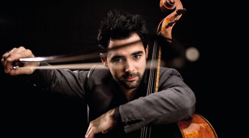 Pablo Ferrández In Recital