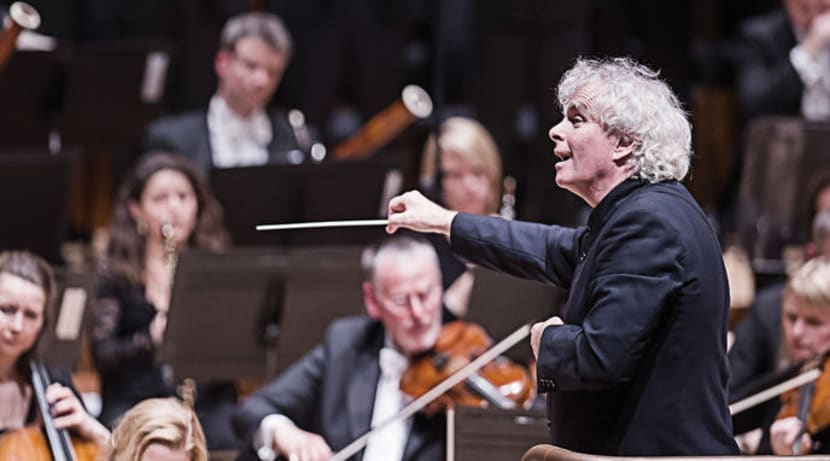 Sir Simon Rattle & London Symphony Orchestra
