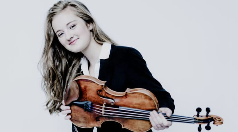 Noa Wildschut in recital