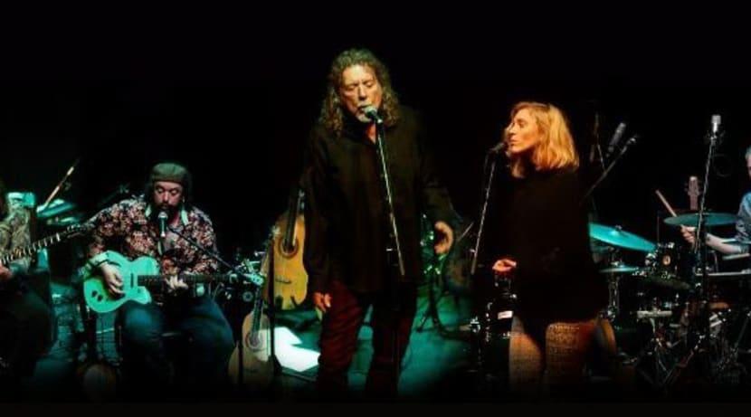 Saving Grace featuring Suzi Dian and Robert Plant