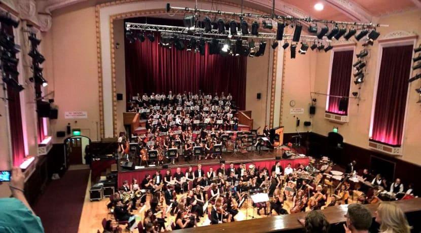 The Mayor's Schools Christmas Concert