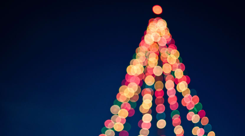 Christmas lights celebrations in Sandwell