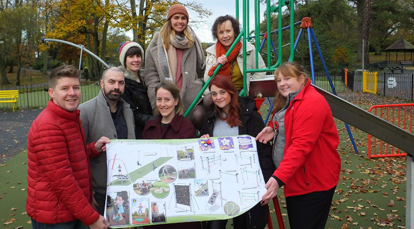 £50,000 improvements set for Mary Stevens Park
