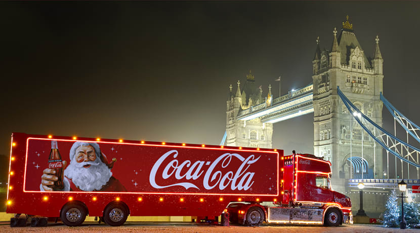 The Coca-Cola Christmas truck is heading to the Black Country