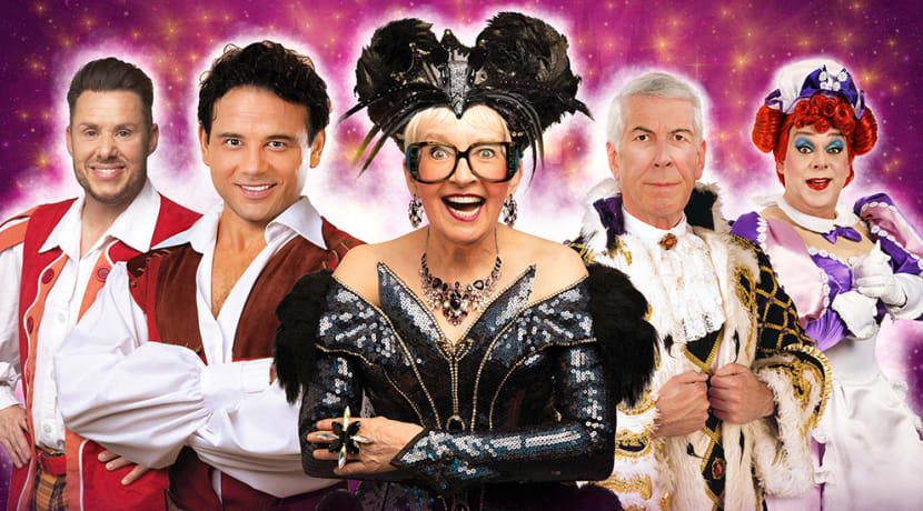Pantotastic! - Five minutes with the stars of Dick Whittington