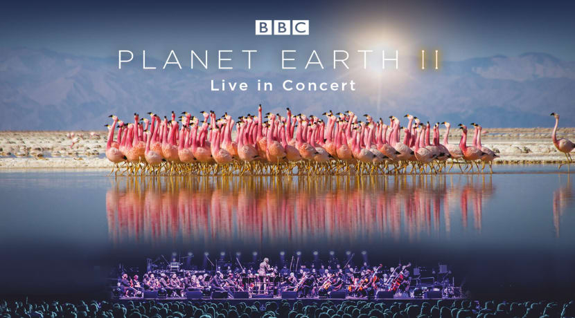 Win tickets to Planet Earth II - Live in Concert