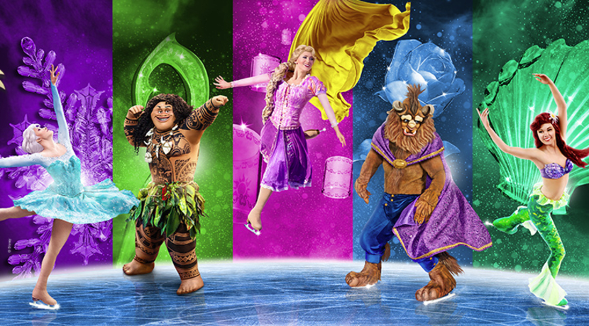Win a family ticket to Disney On Ice presents Magical Ice Festival