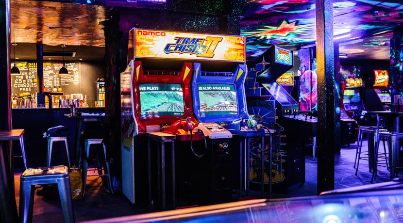 Arcade bar NQ64 to open in Digbeth