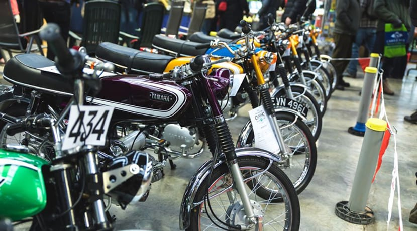 The Classic Dirt Bike Show