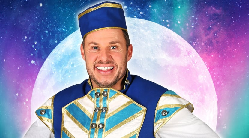 Aaron James set to return to Wolverhampton Grand panto