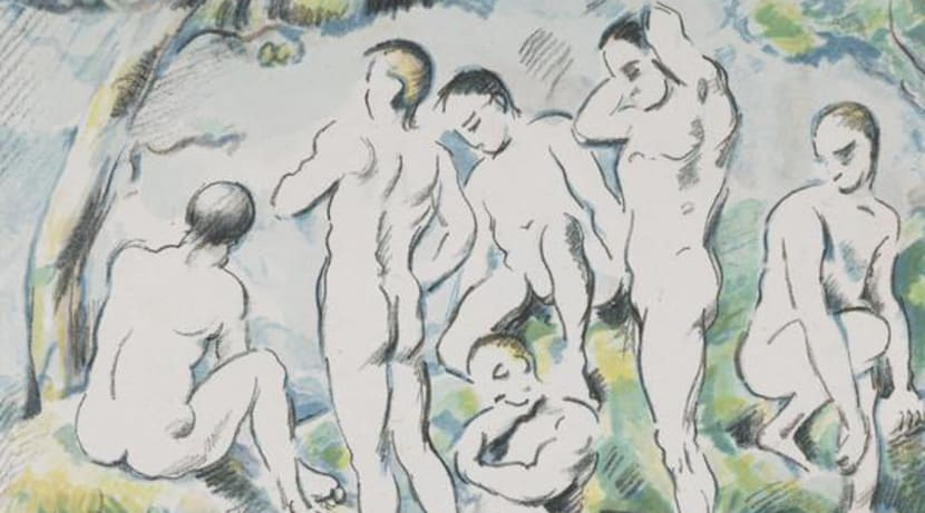Cézanne and The Modern French Print