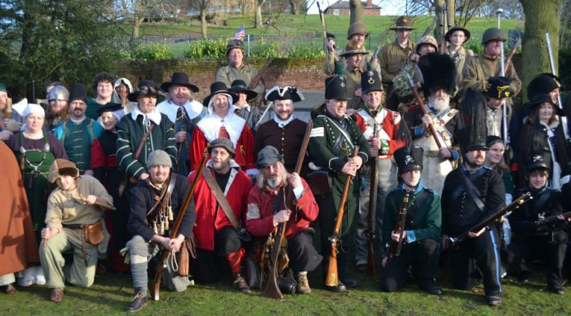 Living History in Worcester