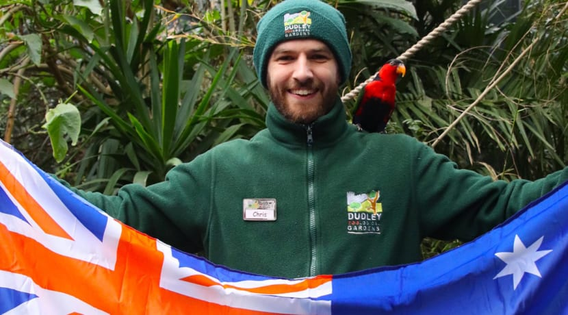 Dudley Zoo and Castle raising funds for Australian bushfires