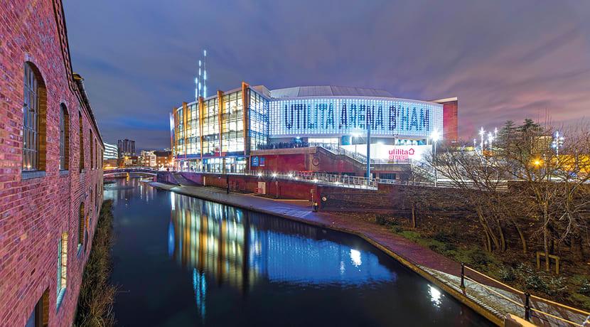 Arena Birmingham to be renamed Utilita Arena Birmingham