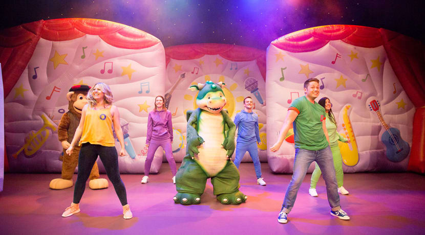 Milkshake Live! is back in Stafford for half term