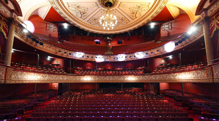 Grand Theatre to hold public speaking workshops