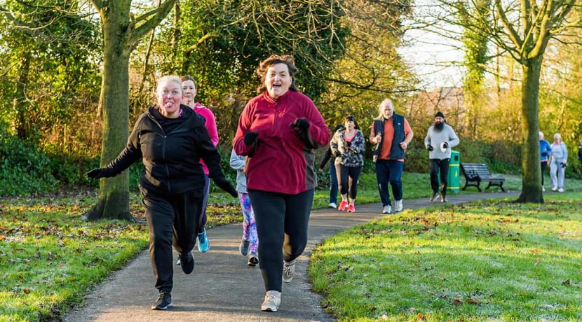 New running programme encourages locals to Move a Mile