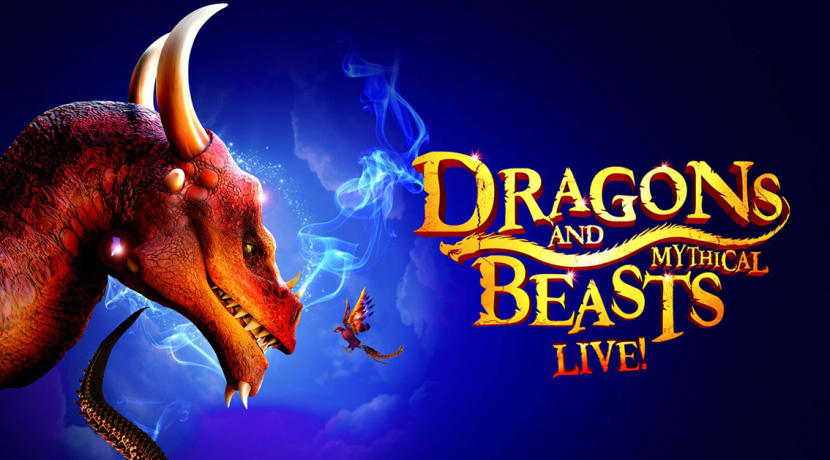 Dragons & Mythical Beasts Live