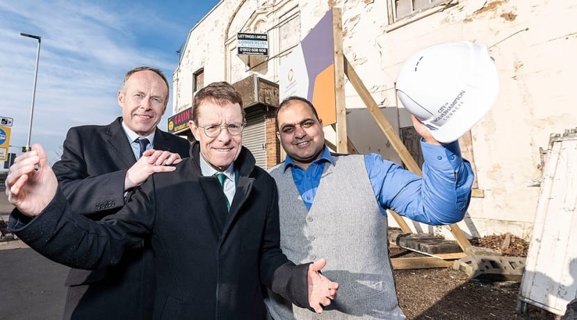 Derelict Bilston site to be redeveloped