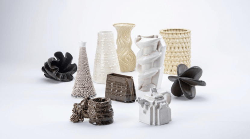 Ceramic Commons: 3D Printed Ceramics Collaborative Exhibition