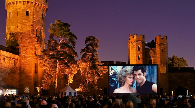 Luna Cinema brings outdoor screenings to Warwick Castle