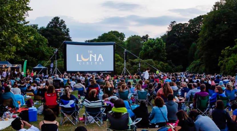 The Luna Cinema brings outdoor screenings to Weston Park