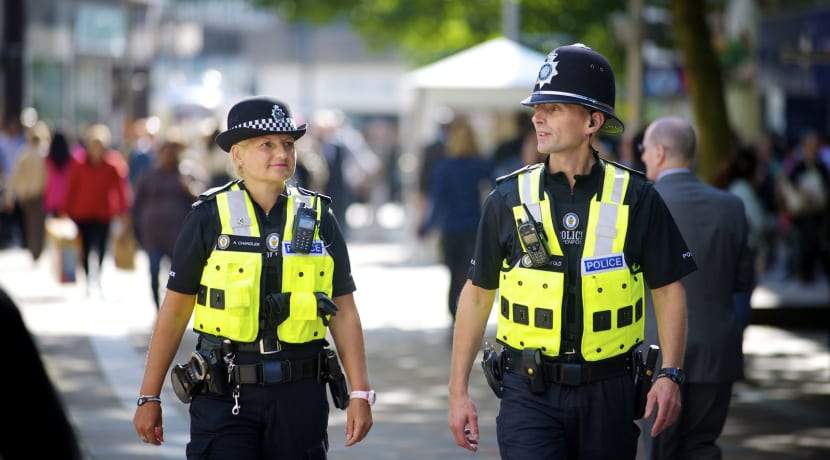 Record numbers apply to join West Midlands Police