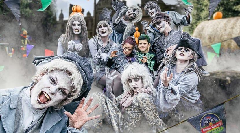 Alton Towers announces Scarefest and Oktoberfest events for autumn