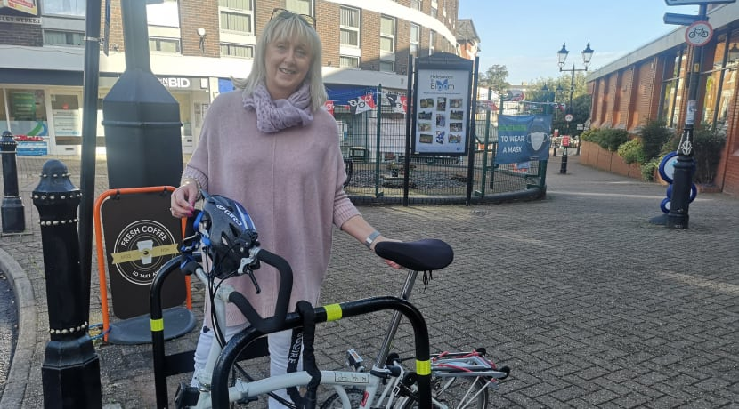 New initiative to encourage cycling in the Dudley borough