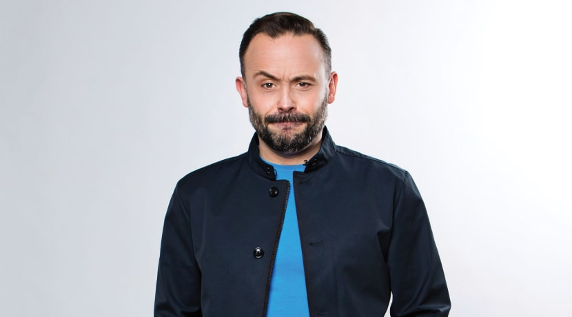Geoff Norcott talks about Taking Liberties